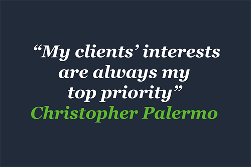 Quote by Chris Palermo, Esq.