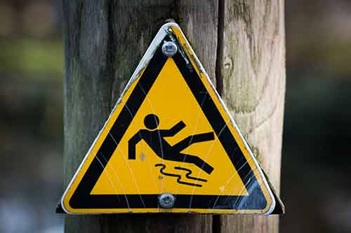 Slip Fall Injury What To Do