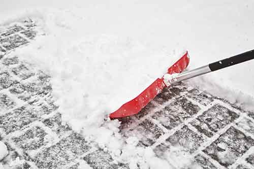 Tips On Deicing Your Driveway