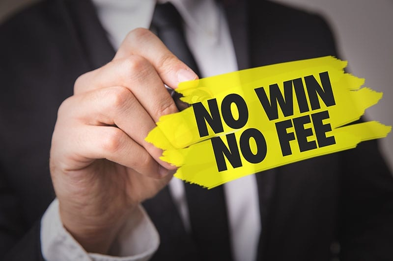 No Win No Fee Personal Injury