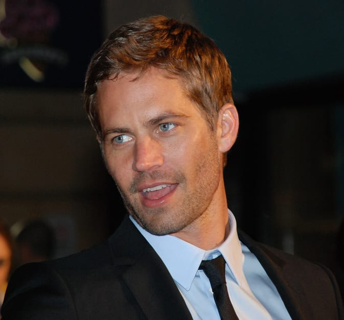 Wrongful Death Paul Walker